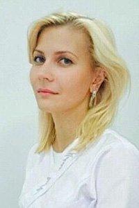 Селега Екатерина Владимировна