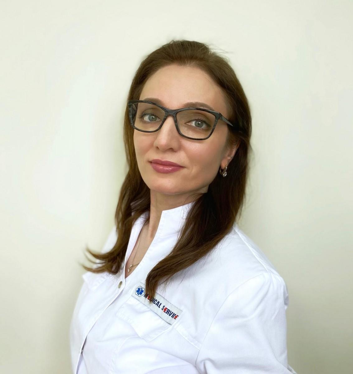 Гамзатова Ирина Мидетовна