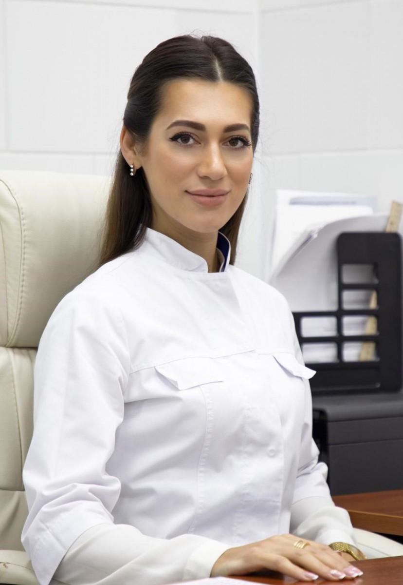 Романова Зарифа Андреевна