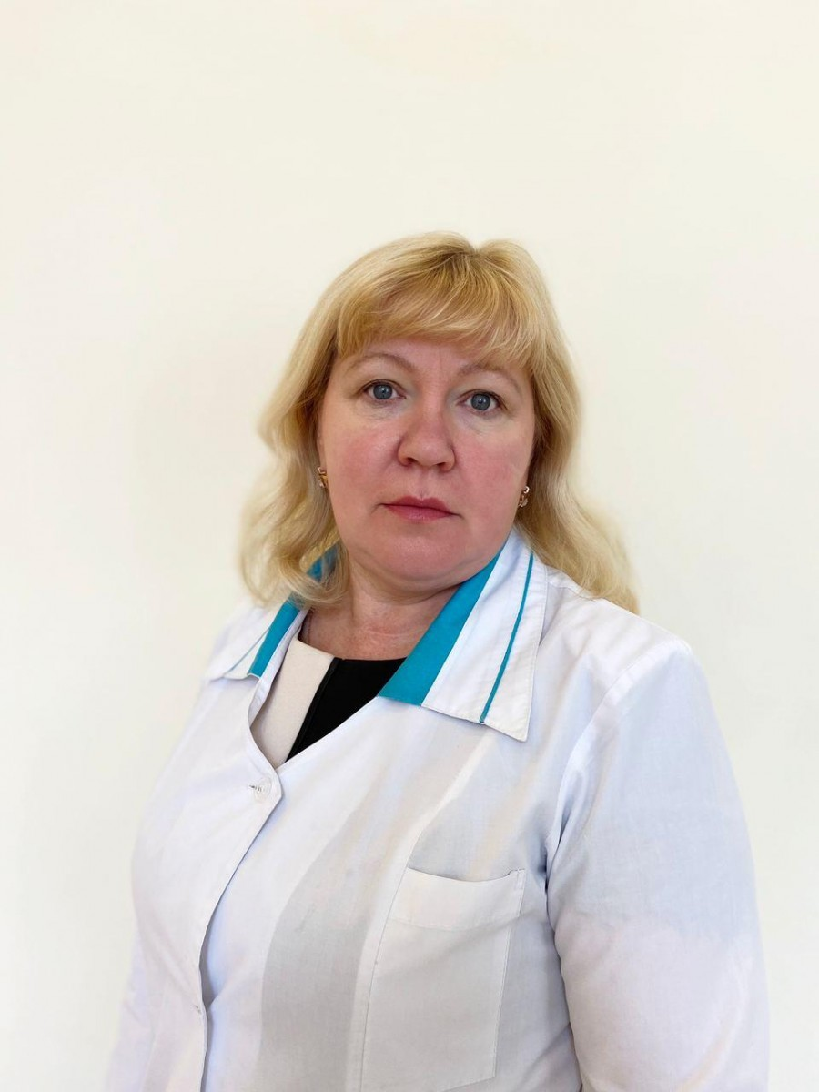 Лямкина Людмила Васильевна