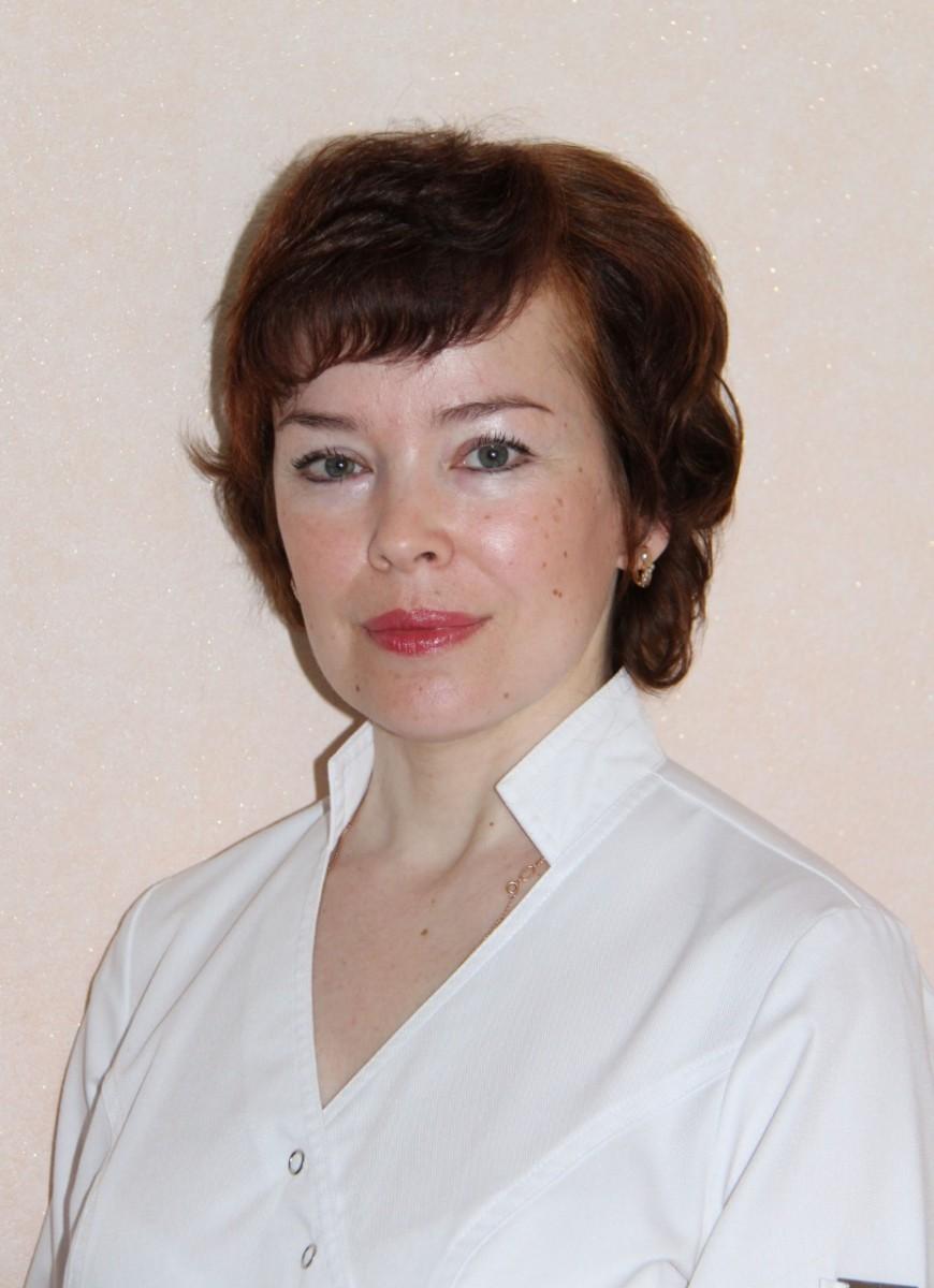 Комлева Ирина Анатольевна